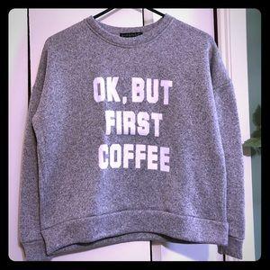 Tops - Cute Sweater ☕️